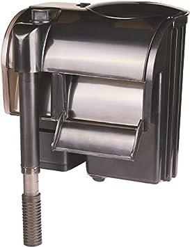 Nicepets ® – Mini Filtro pequeño para Acuario y pecera de Mochila Externo con Sistema de Cascada para filtración de Agua en acuarios y peceras ...