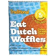 Eat Dutch Waffles BCA21945 Traditional, 16 x 1.2 oz