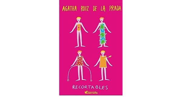 Los recortables de Ágatha. Disfraces: Amazon.es: Ruiz de la Prada ...