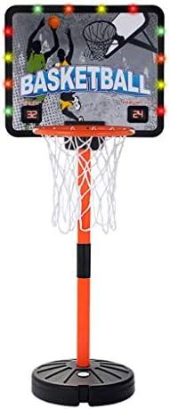 ボールバスケットボールフレームスポーツ用品とおもちゃ調整可能な上昇を撮影子供のバスケットボールスタンド0.66〜1.75メートル