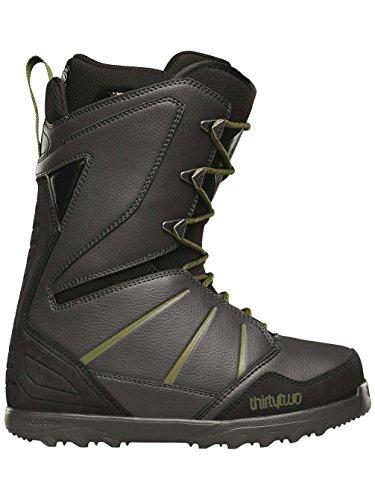 Thirtytwo Lashed Bradshaw Snowboard Boots, Dark Grey, Size 9.5