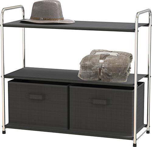 Simple Houseware 3-Tier Closet