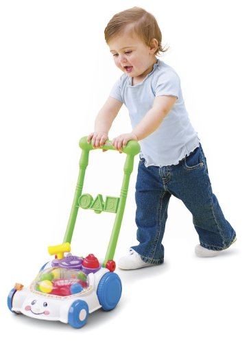 Fisher-Price Laugh & Learning - Fisher Mower Learning Price