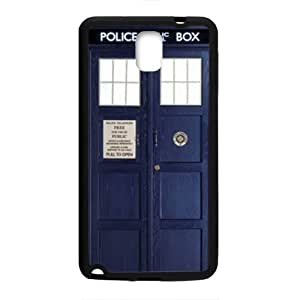 Popular Doctor Who Fahionable And Popular High Quality Back Case Cover For Samsung Galaxy Note3