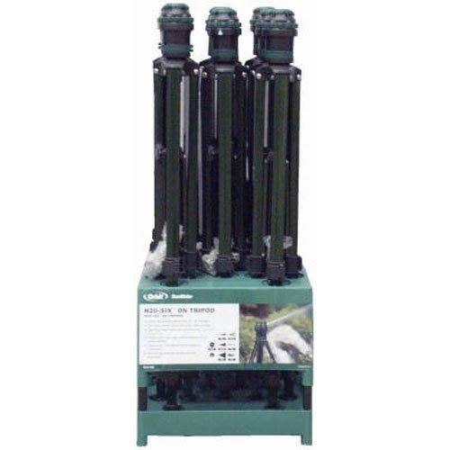 Orbit H2O-Six Sprinkler with Tripod 56208