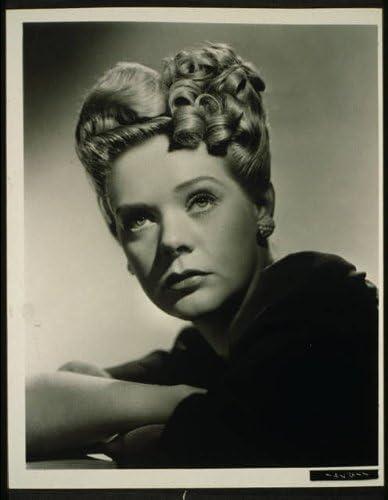 Infinite Photographs Photo: Alice Faye,Alice Jeane Leppert,1915-1998,American Actress,Singer