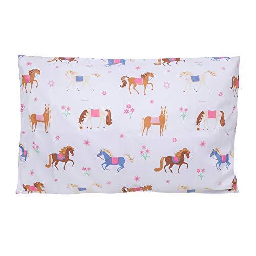 Wildkin Horses Pillow Case