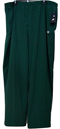 New Balance All Conference Mens Workout Warm Up Track Pant Green