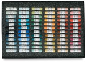 Jack Richeson Unison Pastel Starter Colors, Set of 72 by Jack Richeson