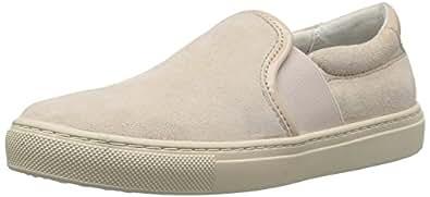 Geox Women's D Trysure Fashion Sneaker, Skin, 35 EU/5 M US