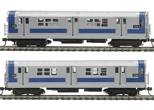 MTH TRAINS; MIKES TRAIN HOUSE MTA R-21 2-CAR Subway ()