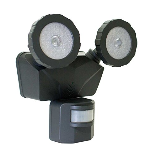 Outdoor Led Bluetooth Motion Security Light - 4