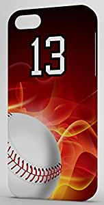 iphone covers Basketball Sports Fan Player Number 13 Snap On Flexible Decorative Iphone 6 4.7 Case