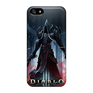 Defender Case With Nice Appearance (diablo 3 Reaper Of Souls) For Iphone 5/5s by runtopwell
