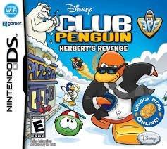Disney Club Penguin: Herbert