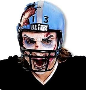 Jugador de Fútbol Americano media máscara