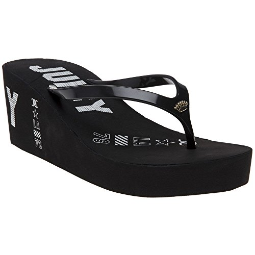 Juicy Couture Natalie Womens Sandals Black