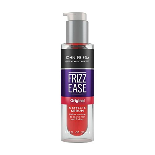 Frizz Remover - John Frieda Frizz-Ease Serum Original 6 Effects 1.69 Ounce (50ml) (3 Pack)