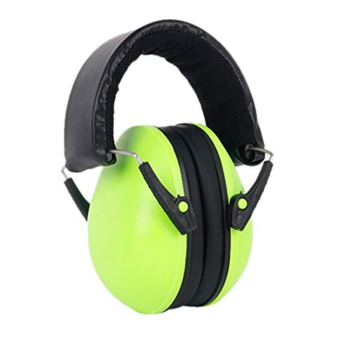 (QUICATCH Kids Childs Baby Safety Material Lightweight Ear Muff Defenders Noise Reduction Comfort Protection snug Soft Headband and Ear Cushions)