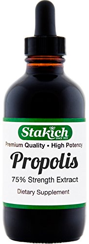 Stakich Bee PROPOLIS 1 oz Liquid Extract, 75% – Top Quality – For Sale