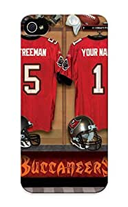Hard Plastic Iphone 5/5s Case Back Cover, Hot Tampa Bay Buccaneers Nfl Football Case For Christmas's Perfect Gift