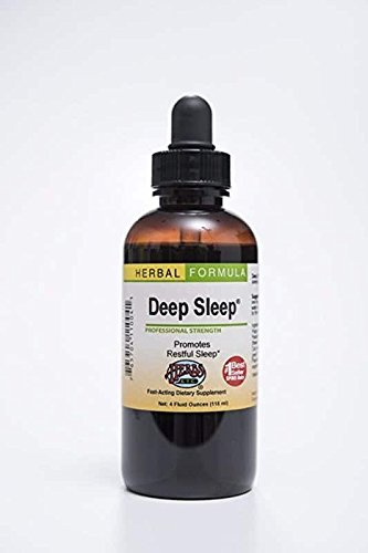 Herbs Etc - Deep Sleep Professional Strength - 4 oz. Contain