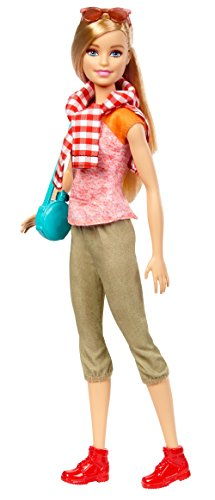 Barbie Camping Fun
