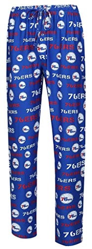 Concepts Sport NBA Philadelphia 76ers Men's Scatter Pattern Pajama Pants XL 40-42