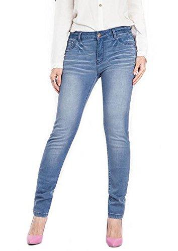 Olrain Womens Jeans Stretchy Skinny