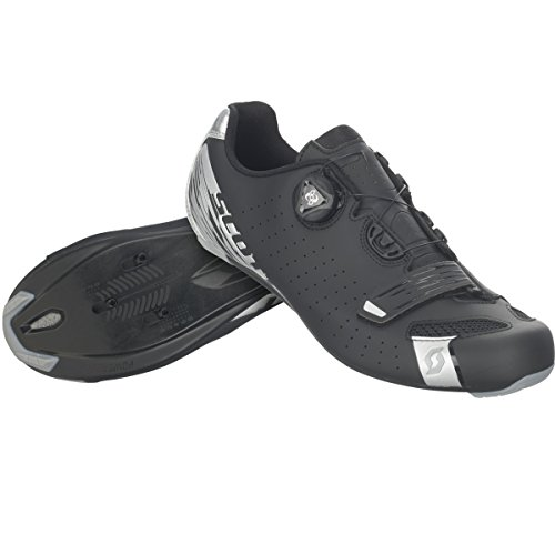 Cycling Pro Women's Cycles Scott silver Shoe Road Evans Black TXSIqg
