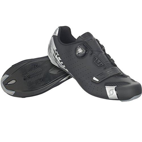 Scott Road Comp Boa scarpe da ciclismo su strada, da donna nero/argento 2017