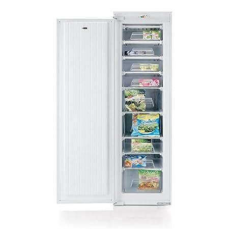 Candy CFFO 3550 E Integrado Vertical 217L A+ Blanco - Congelador ...