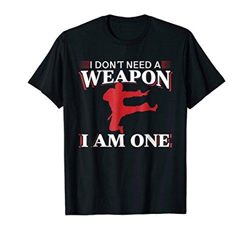 Funny Karate T-shirt, Ninja shirt, Taekwondo shirts for boys -