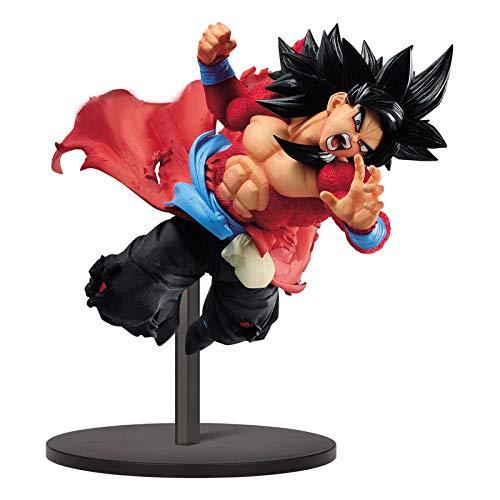 CXNY Figura de la Coleccion del 9º Aniversario de Banpresto - Super Saiyan 4 Son Goku Xeno de Super Dragon Ball Heroes