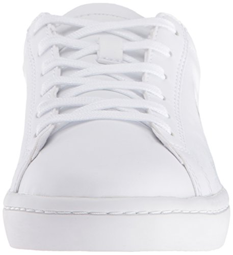 Lacoste Kvinner Straightset Sneaker Hvite