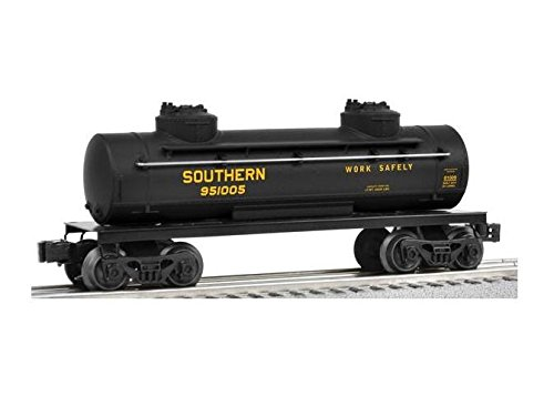 Lionel Trains Southern 2-Dome Tank Car