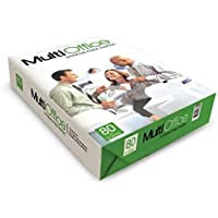 Multi Office A4 Size Copy Paper 80 gm. - Pack of 500 Sheets