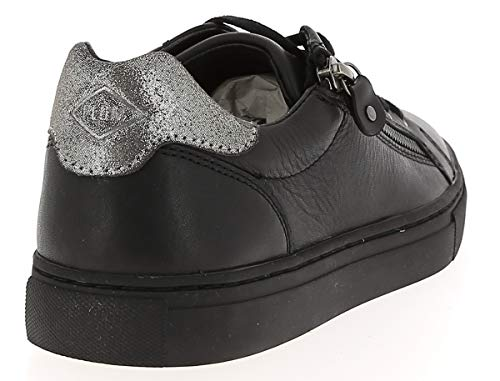 315 by Nca Cali Noir Black PLDM Baskets Palladium Femme fqwnv8d