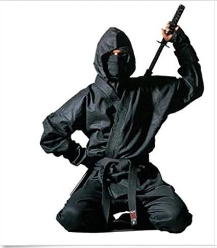 Amazon.com : The Survival Island Ninja Uniform Martial Arts ...