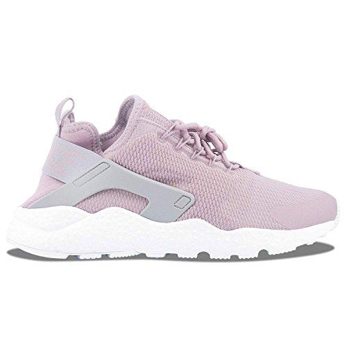 Nike Womens Rose - NIKE Women's Air Huarache Run Ultra Elemental Rose/Wolf Grey/White Running Shoe 8.5 Women US