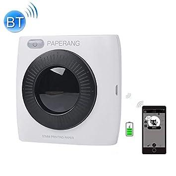 Wewoo - Impresora Bluetooth portátil PAPERANG P2 para ...