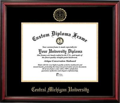 Central Michigan University Affordable Diploma Frame by Diploma Frame Deals