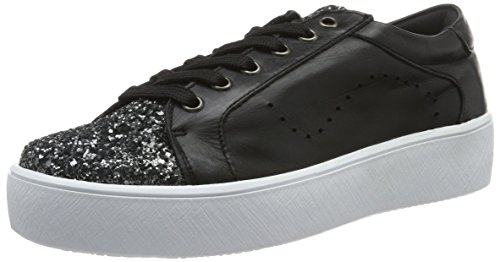 Mujer Strada Para La 030023 black Zapatillas Negro xnTqwId0w