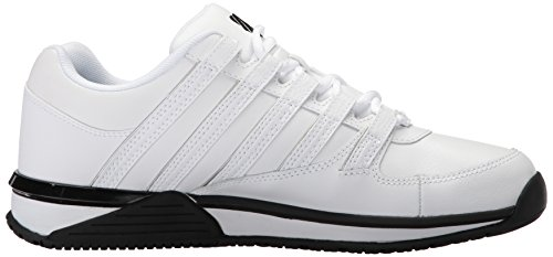 White Sp Swiss White Black Sneaker K Men Black Baxter qTnvS
