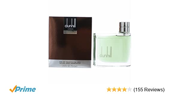 cb18062ee4b6 Amazon.com  Dunhill London By Dunhill For Men. Eau De Toilette Spray 2.5  Ounces  Alfred Dunhill  Beauty