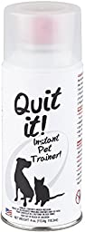 Quit It! DRP-PTS-1000 118ml Instant Pet Training Spray, 4-Ounce