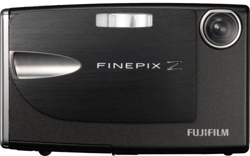(Fujifilm Finepix Z20fd 10MP Digital Camera with 3x Optical Zoom (Jet Black))