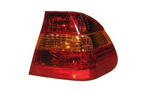 325 | 328 | 330 SEDAN | WAGON TAIL LIGHT RIGHT (PASSENGER SIDE)OUTER (SEDAN) 44 2002-2005 (Wagon Tail Light Lens)