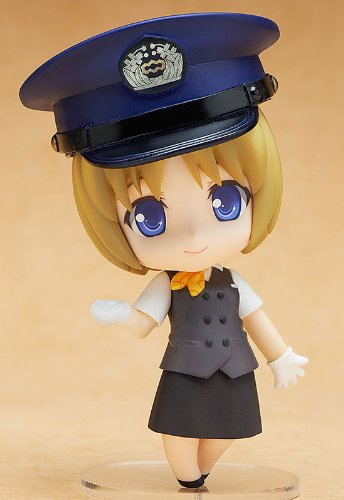 Good Smile Tetsudou Musume: Mana Kamaishi Nendoroid Action Figure