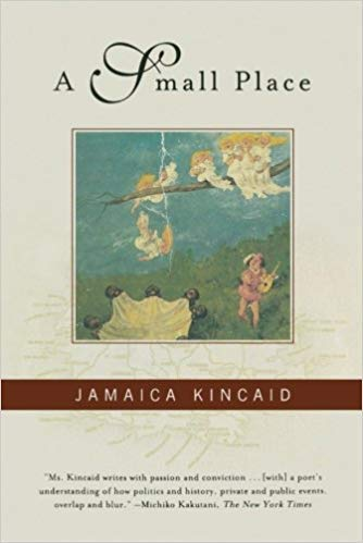 ([By Jamaica Kincaid ] A Small Place (Paperback)【2018】by Jamaica Kincaid (Author) (Paperback))
